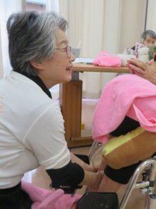 4/20 「高齢者への施術」勉強会 @ Newソレイユサロン