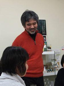 10/19「くまさん」こと田村先生の「ほっこりセミナー」in京都 @ Dan-Lan HOTEL NIJO 京こまち